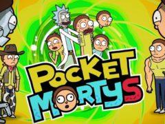Игра Pocket Mortys обзор гайда, обучение и прокачка