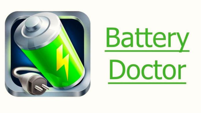 Battery Doctor программа для очистки мусора и не нужных файлов IOS