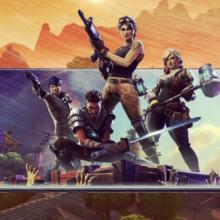 Мобильная Android игра Fortnite Королевская охота на русском официальный сайт, как играть, обзор