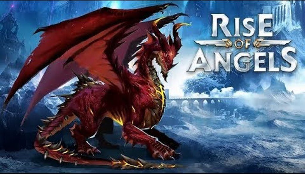 Игра Rise of Angels MMORPG Creagames 2018