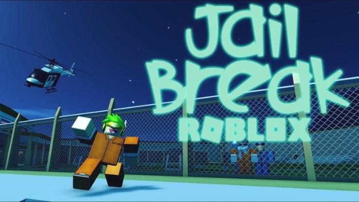 Roblox JailBreak игра побег из тюрьмы 2018 обзор, гайд, трейнер