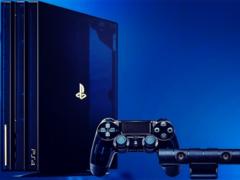 Игровая приставка, консоль Sony PlayStation 4 500 Million Limited Edition обзор, характеристики, купить