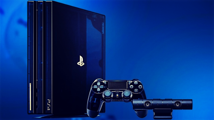 Sony PlayStation 4 500 Million Limited Edition 2018