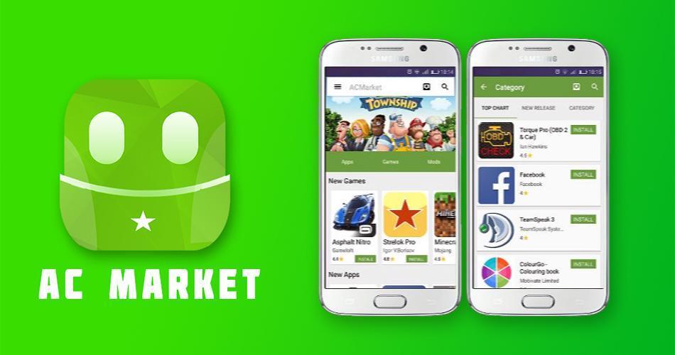 Приложение Ac Market на русском скачать бесплатно!