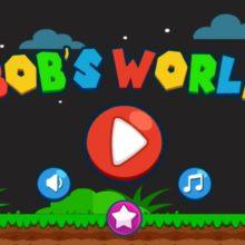 Bob's World обзор на клон Mario, прохождение уровней, коды, мод